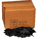 Black Genuine GI US Military P-38 Can Opener (500 Pieces)