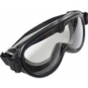 Black Genuine GI Military Sun-Wind-Dust Goggles