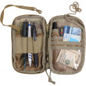 Multi Cam Multi Functional Tactical Travel Wallet