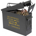 .30 Cal NEW Metal Original Military M19A1 Ammo Can