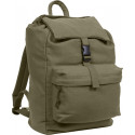 Olive Drab Military Heavyweight Canvas Day Pack Backpack