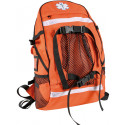 Orange EMS/EMT Medical Trauma Tactical Backpack