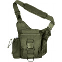 Olive Drab Military MOLLE Advanced Tactical Shoulder Bag