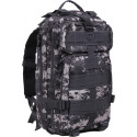 Subdued Urban Digital Camouflage Military MOLLE Medium Transport Assault Pack Backpack