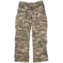 ACU Digital Camouflage Vintage Military Paratrooper BDU Pants