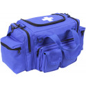 Blue EMT Emergency Medical Kit Field Bag