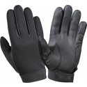 Black Neoprene Tactical Duty Gloves