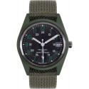 Olive Drab Vietnam Era Wind Up Watch