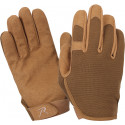 Coyote Brown Military Ultra-Lightweight High Performance Work Gloves