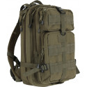 Olive Drab Canvas Military MOLLE Medium Transport Tactical Pack Backpack