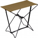 Coyote Brown Military Folding Outdoor Camping Stool