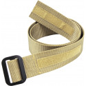 Tan Heavy Duty Nylon Rigger's Belt