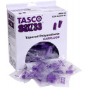 Tasco Non-Corded Earplugs Box (200 Pack)