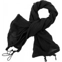 Black Heavyweight Tactical Sniper Veil Netting Cover Scarf