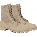 Desert Sand Leather Panama Sole Military Combat Jungle Boots
