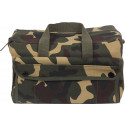 Woodland Camouflage Military Canvas Mechanics Tool Bag