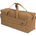 Coyote Brown Military Jumbo Mechanics Tool Bag