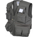 Olive Drab Uncle Milty Multi-Pocket Fishing & Travel Vest