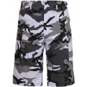 City Camouflage Military Long BDU Cargo Shorts