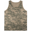 ACU Digital Camouflage Military Tank Top