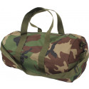 Woodland Camouflage Sports Gym Duffle Shoulder Carry Bag