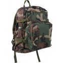 Woodland Camouflage Jumbo School Bag Tote Backpack