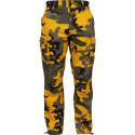 Stinger Yellow Camouflage Military Cargo BDU Fatigue Pants