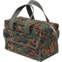 Woodland Digital Camouflage Military Canvas Mechanics Tool Bag