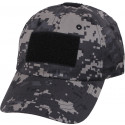 Subdued Urban Digital Camouflage Military Baseball Operator Cap