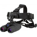 Black Sightmark 1 x 24 Tactical Night Vision Ghost Hunter Binocular Goggles