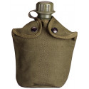 Olive Drab Heavy Weight Canvas Canteen Cover