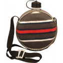 Striped Large Desert Canteen with Strap 64oz