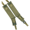 Olive Drab Military Alice Pack Frame Replacement Shoulder Straps