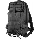 Black Military MOLLE Medium Transport Assault Pack Backpack