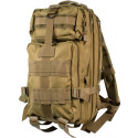 Coyote Tan Military MOLLE Medium Transport Assault Pack Backpack