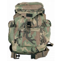 Woodland Camouflage Outdoorsman Military Rucksack Backpack