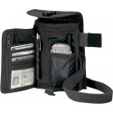 Black Venturer Travelers Organizing Portfolio Bag