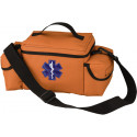 Orange EMS/EMT Medical Rescue Response Bag