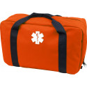 Orange EMS/EMT Medical Trauma Tote Bag