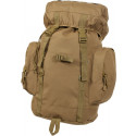 Coyote Brown Military Tactical 25L Liter Rio Grande Backpack