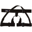 Black Adjustable Guide Harness