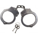 Stainless Steel Double Lock Handcuffs