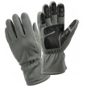 Foliage Green All Weather Warm Winter Micro Fleece Gloves