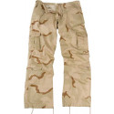 Desert Camouflage Vintage Paratrooper BDU Fatigues (Womens)