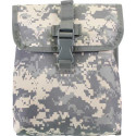 ACU Digital Camouflage MOLLE Water Resistant Dump Pouch