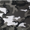 "City Camouflage Military 22"" x 22"" Cotton Bandana"