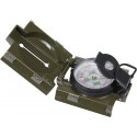 Olive Drab Tactical Military Marching Lensatic Compass With LED Light