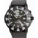 Black Smith & Wesson Swat Watch