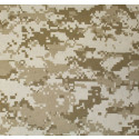 "Desert Digital Camouflage Military 27"" x 27"" Cotton Jumbo Bandana"