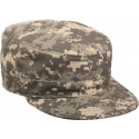 ACU Digital Camouflage Military Adjustable Patrol Fatigue Cap